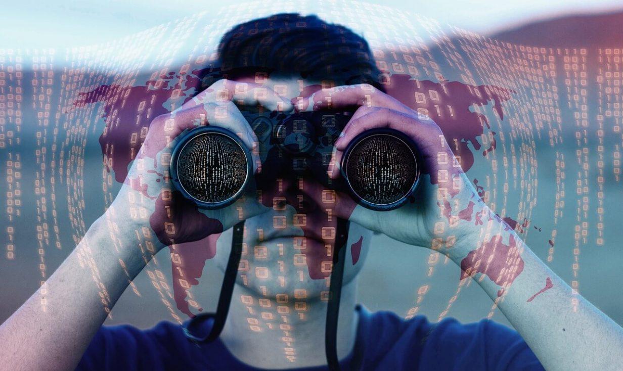 monitoring binoculars