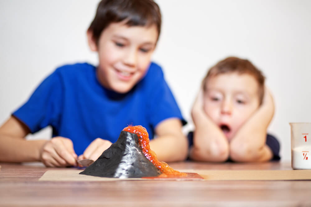 лучшие опыты для детей