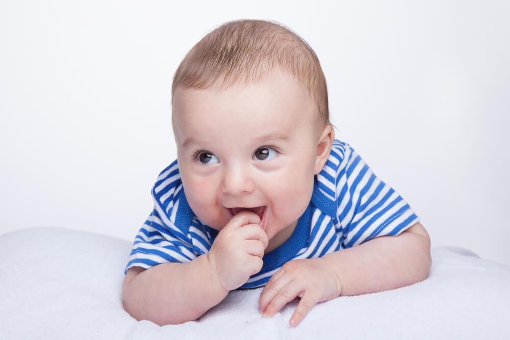 4 месяца ребенку