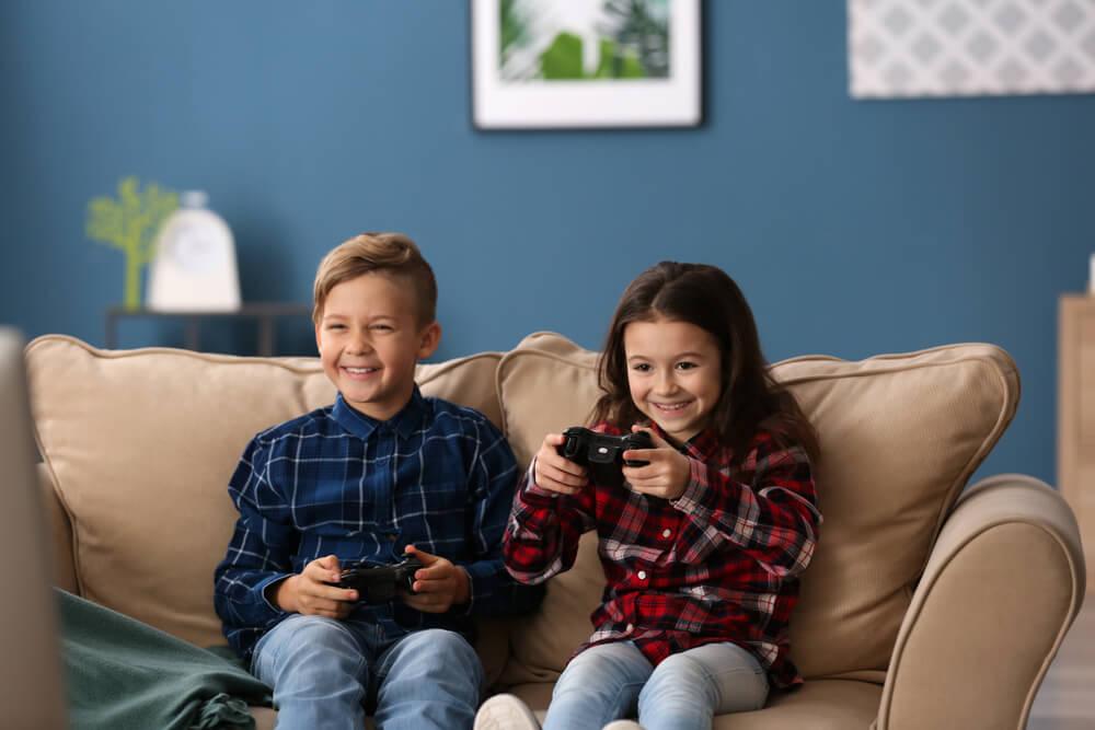 детская зависимость игр