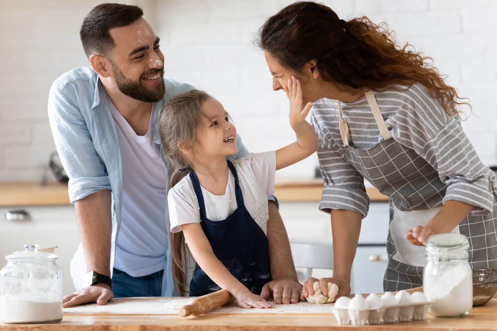 позитивное воспитание ребенка