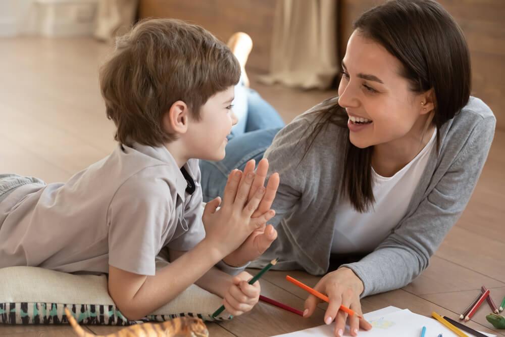 принципы позитивного воспитания