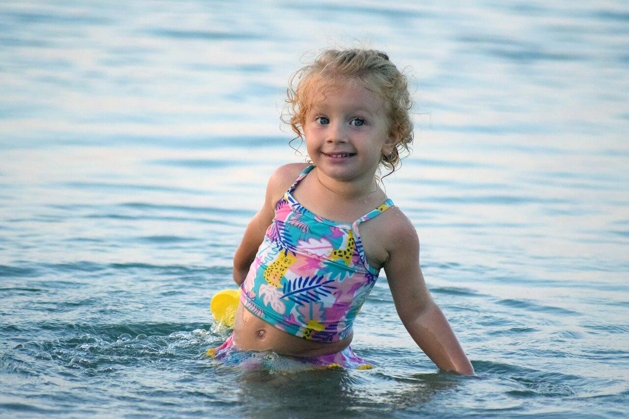 безопасность на воде для детей