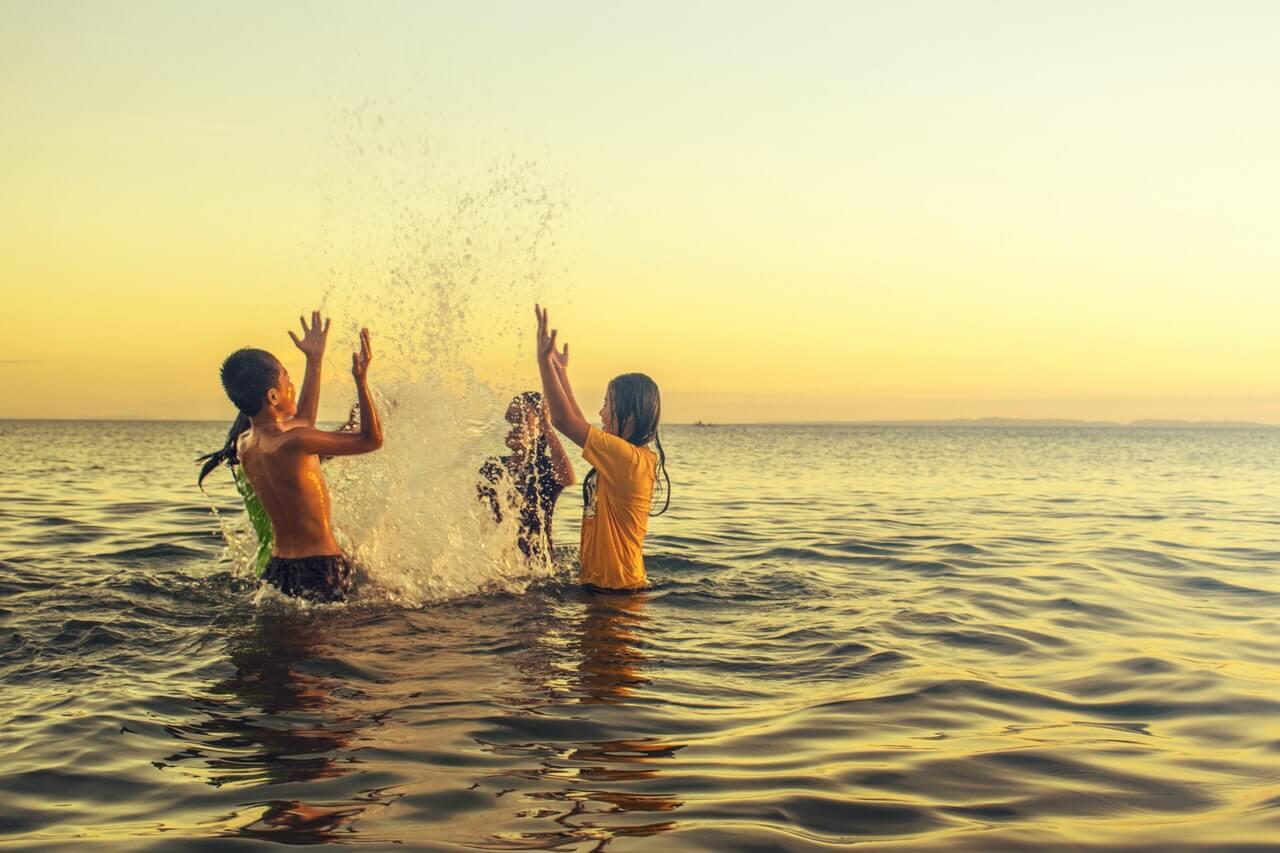 безопасность детей в летний период на воде