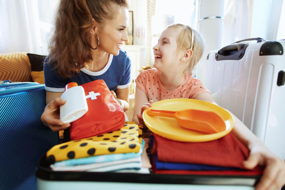 аптечка для ребенка