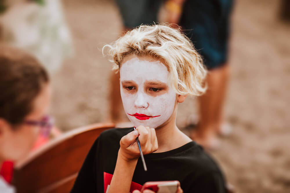первый день ребенок в лагере