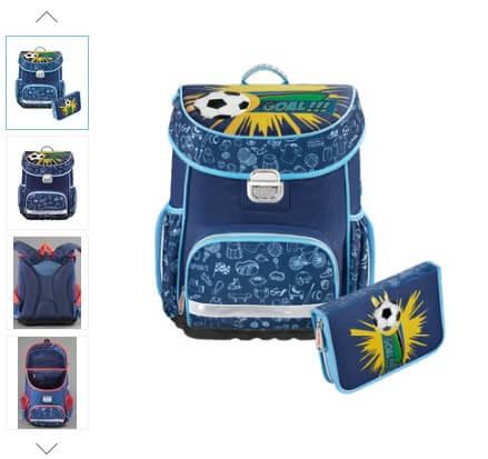 рейтинг школьных рюкзаков для первоклассников