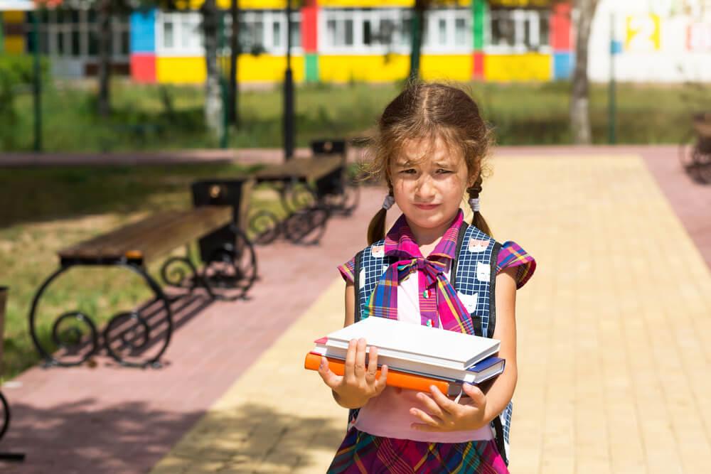 как преодолеть страх школы