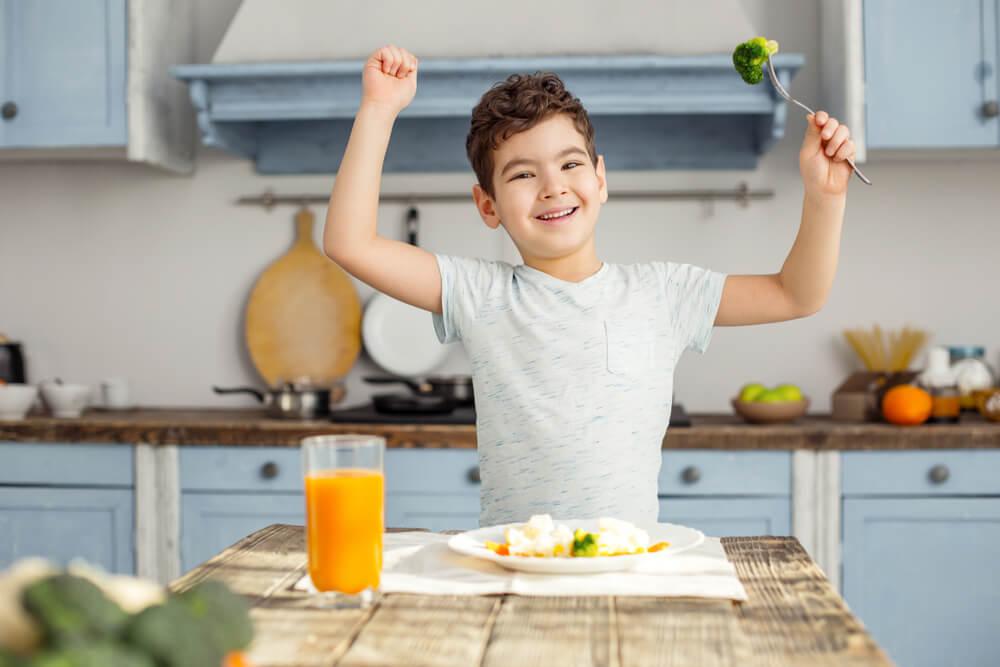 рост и вес ребенка по месяцам
