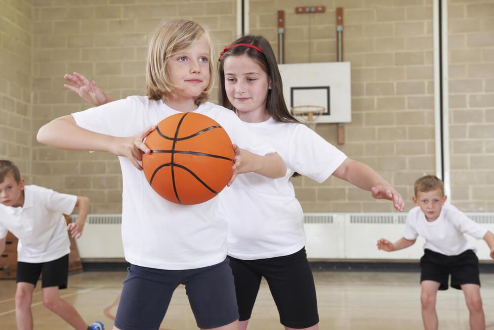 физкультура в школе