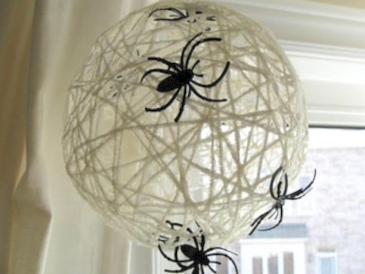 как сделать поделку на хэллоуин